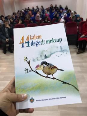 44 KALEM 44 DEĞERLİ MEKTUP