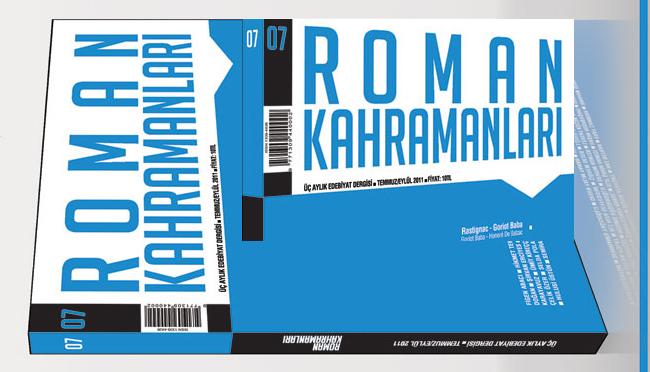 ROMAN KAHRAMANLARI, TEMMUZ/EYLÜL 2011