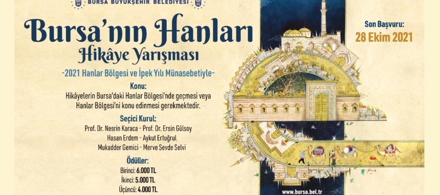 Bursa'nın Hanları Hikâye Yarışması